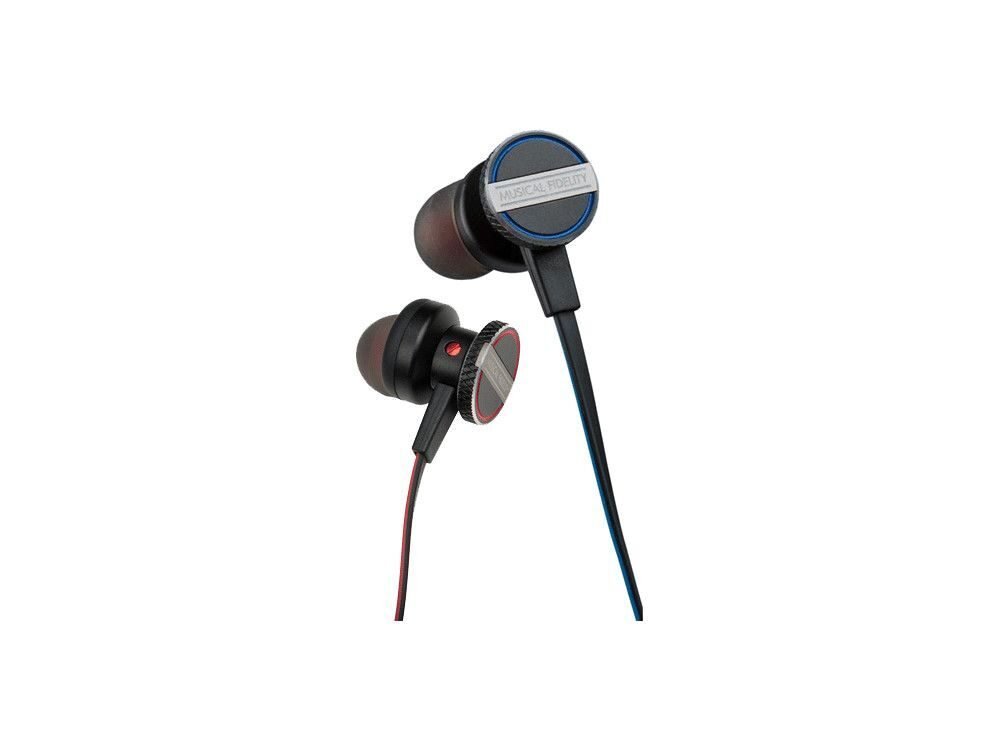 Musical Fidelity EB-33 In-Ear Наушники
