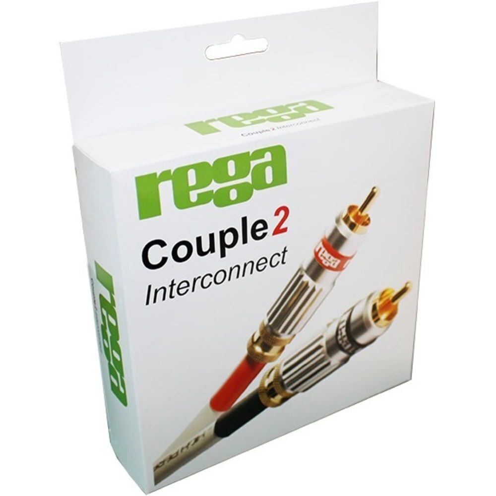 REGA Couple 2 Interconnect Кабель, 1м,
