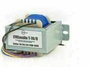 Понижающий трансформатор для акустических систем 8 Ом